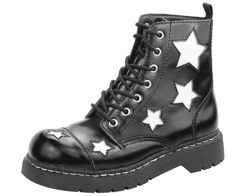 Star Cut Out Boots - T.U.K.