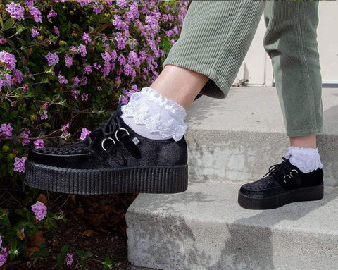 Black Velvet Viva Mondo Creeper