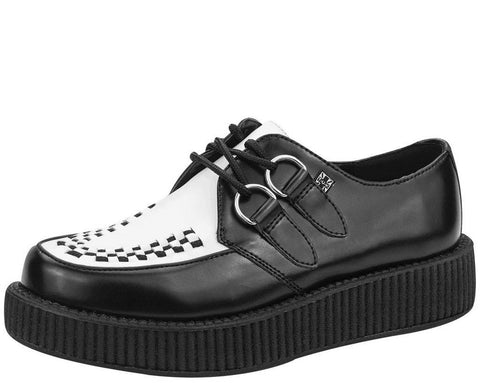 Tuxedo Low Sole Creepers
