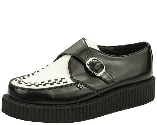 Tuxedo Buckle Creepers - FINAL SALE! - NO RETURNS/EXCHANGES