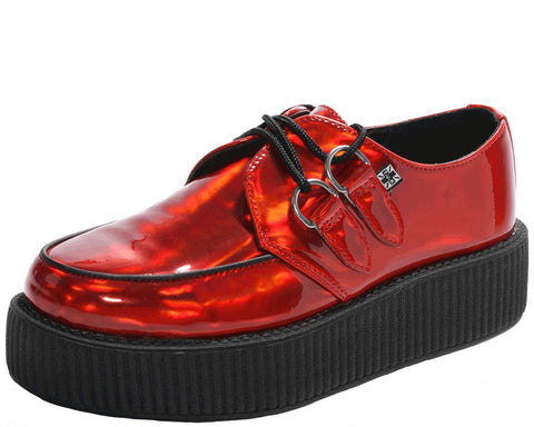 Prismatic Red Creepers - T.U.K.