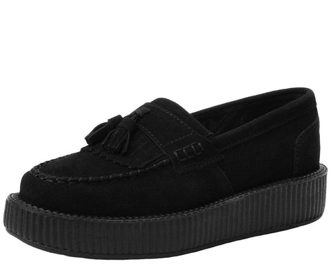 Tassle Loafer Creepers - T.U.K.