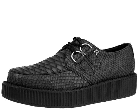 Dragon Embossed Creepers - T.U.K.
