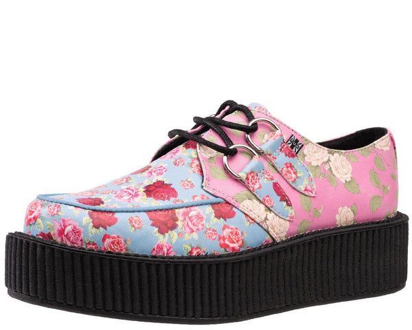 Mixed Floral Creepers - T.U.K.