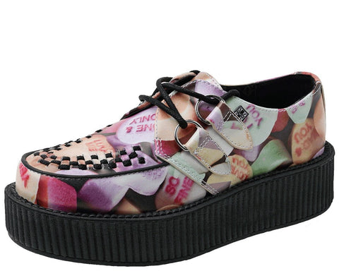 Candy Heart Creepers - T.U.K.