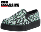 Alien Slip On Creepers - T.U.K.