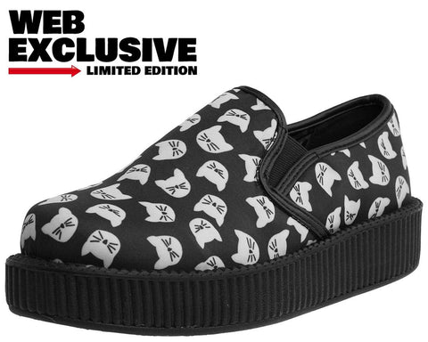 Many Kitties Slip On Creepers