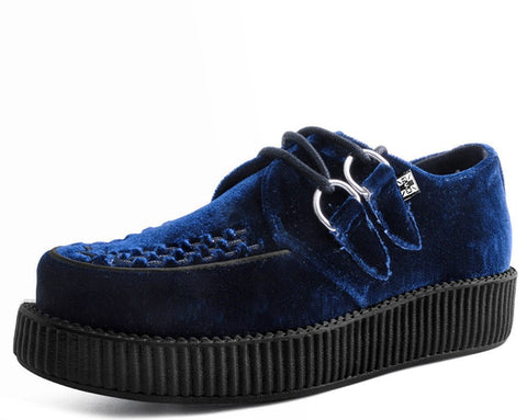 Midnight Blue Velvet Creeper