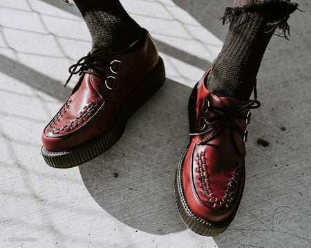 Red TUKskin™ Viva Low Creeper