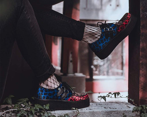 Tri-color Leopard Viva Mondo Creeper