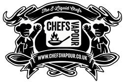 Chefs Vapour 50/50 - Pack of 10
