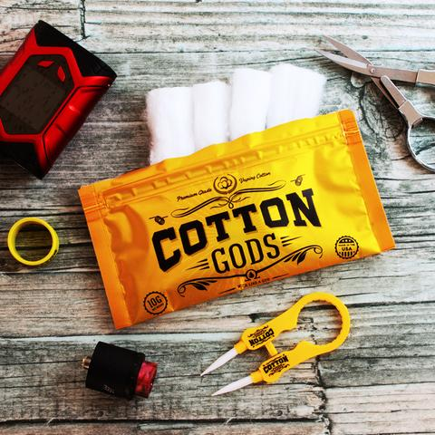 Cotton Gods ( Box of 10 Packs )
