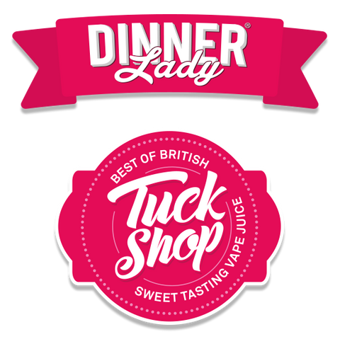 Dinner Lady - Tuck Shop - 25ml Short Fill