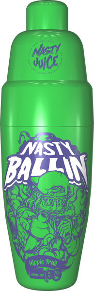 Nasty Ballin Series - 50ml Short Fill