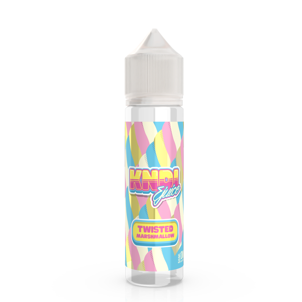 KNDI Ejuice - 50ml Short Fill