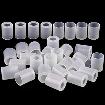 Disposable Ego CE4 Silicone Drip Tip Covers (Short)