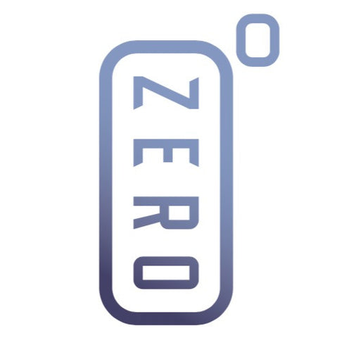 ZERO° - 50ml Short Fill