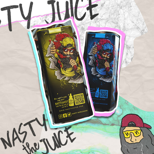 Nasty Juice - 50ml Short Fill