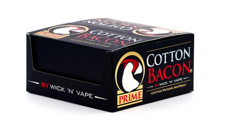 Cotton Bacon Prime  ( Box of 10 Packs )