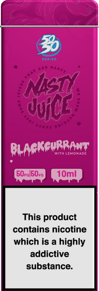 Nasty Juice 50/50 - 10ml