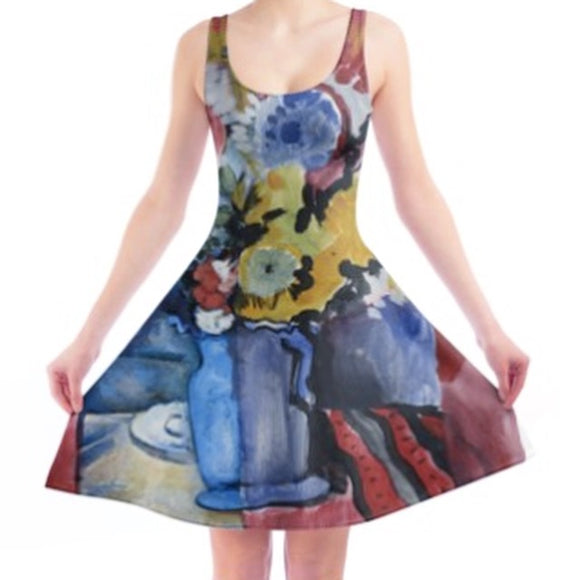 Gacel Painting Dress