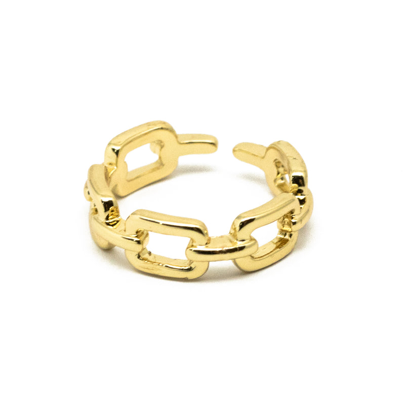 Golden Chain Ring