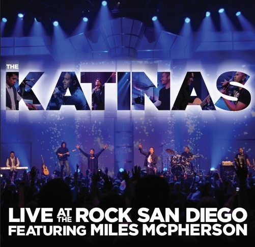 "The Katinas ""Live at The Rock"" CD + DVD"