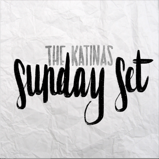 "The Katinas ""Sunday Set"" CD"