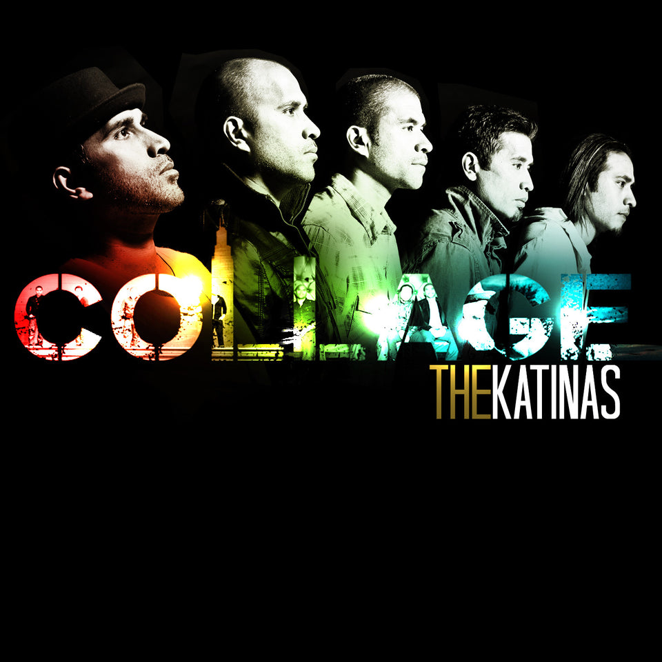 "The Katinas ""Collage"" CD"
