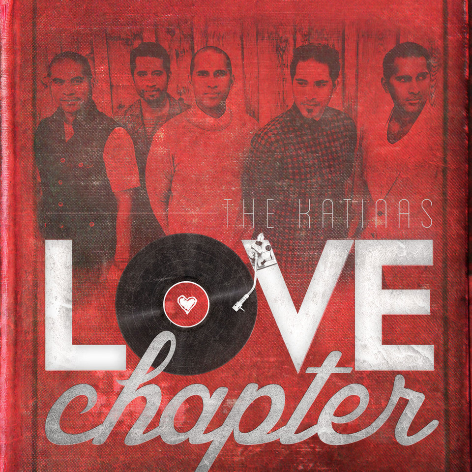 "The Katinas ""Love Chapter"" CD"