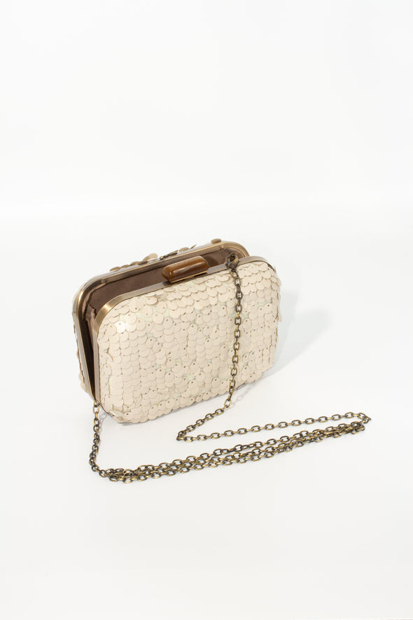 Abbacino Sequin Clutch