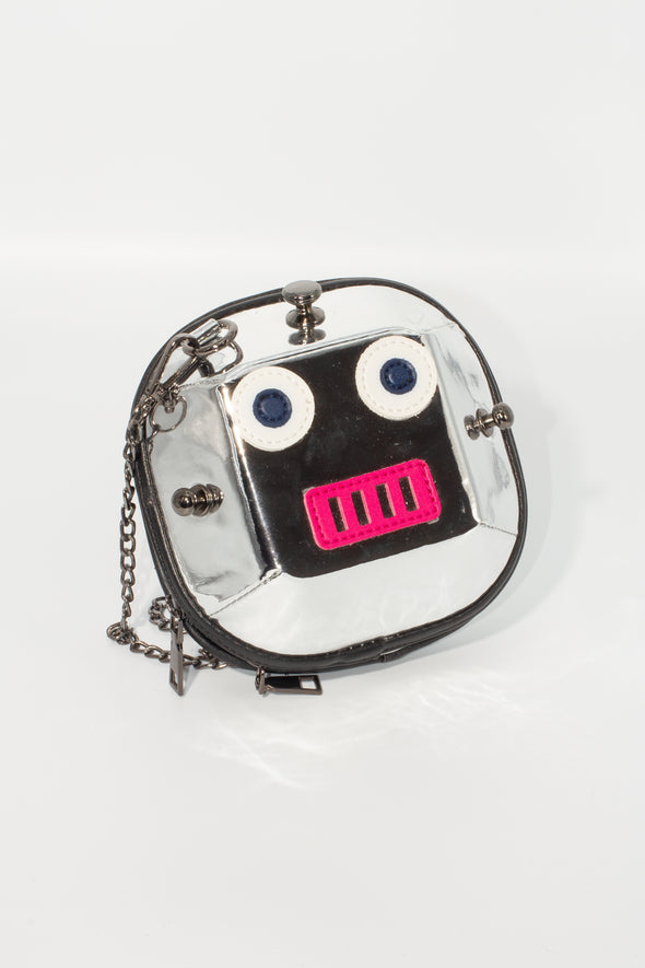 """ROBOT"" SHOULDER CROSSBODY BAG"