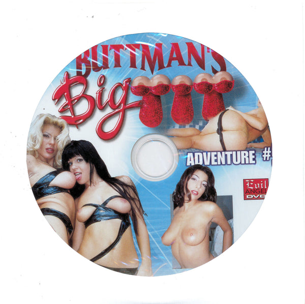 Evil Angel's Buttman DVD
