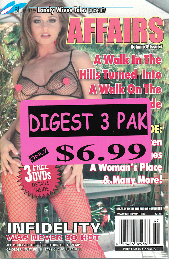 Our Digest 3 Pack. Shown at $6.99 but you can select your retail sticker price