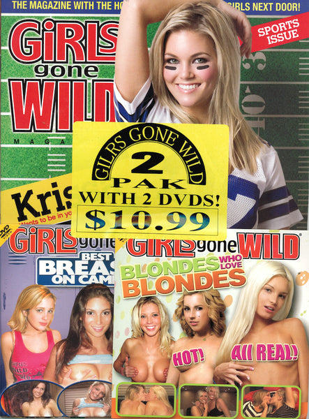 Girls Gone Wild Mag/DVD Pack