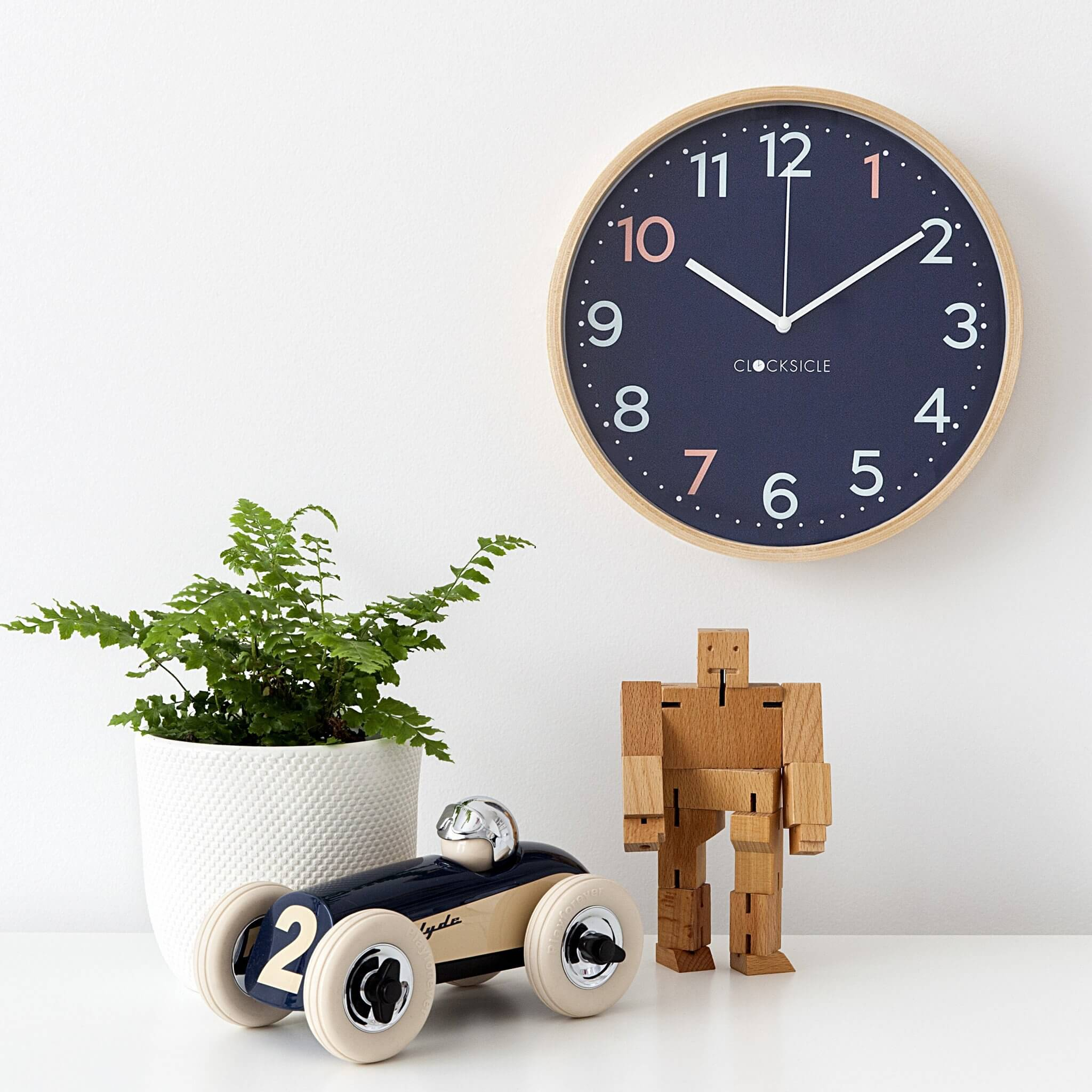Sailor Clock