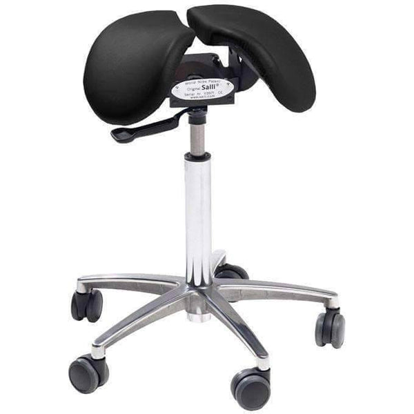 Salli Chin Ergonomic Saddle Chair for Better Posture | SitHealthier