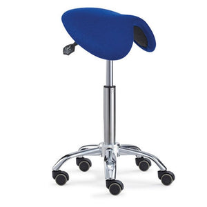 Ergonomic MultiFuction English Saddle Stool or Chair for BetterPosture
