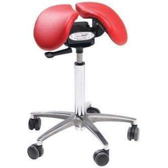 Salli Chin Ergonomic Saddle Chair For Better Posture