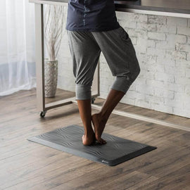 Anti-Fatigue Mat Relieve Pressure on the Knees, Feet, and Joints | SitHealthier
