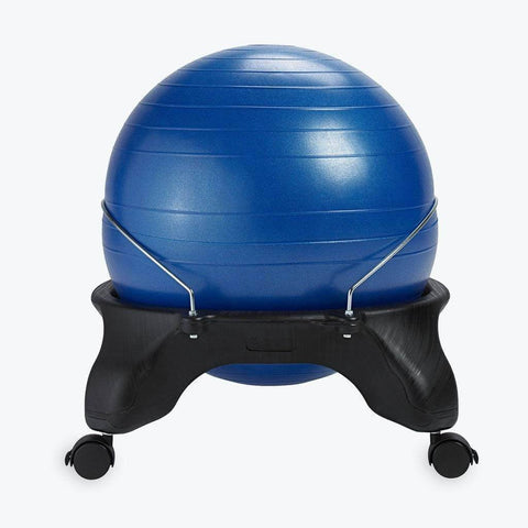 Backless Classic Balance Ball® Chair | sithealthier.com