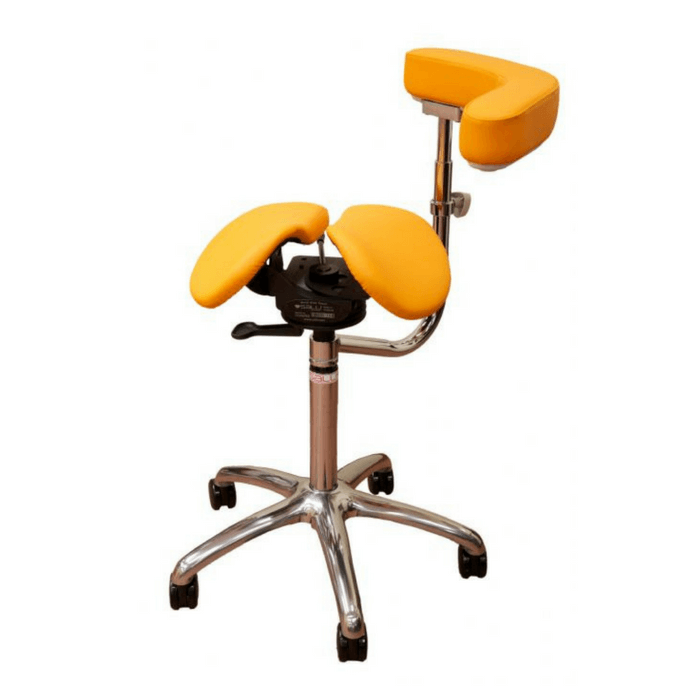 Allround Twin Saddle Chair For Dental And Medical