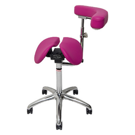 AllRound-TripleFit Saddle Chair for Dentist and Dental Hygienist | sithealthier
