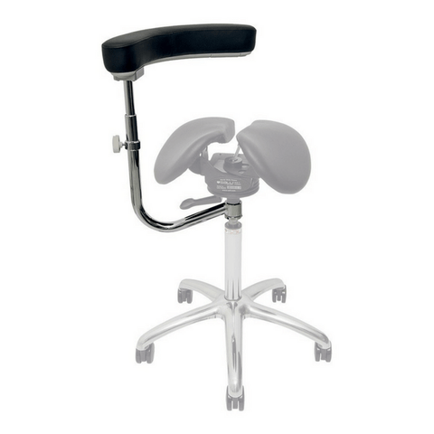 Salli AllRound-SwingFit Saddle Chair for Dentist and Dental Hygienist