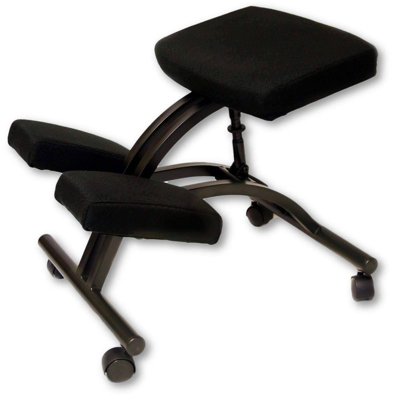 Posture Kneeling Chair jobri betterposture® standard kneeling chair; bp1420 - sit healthier