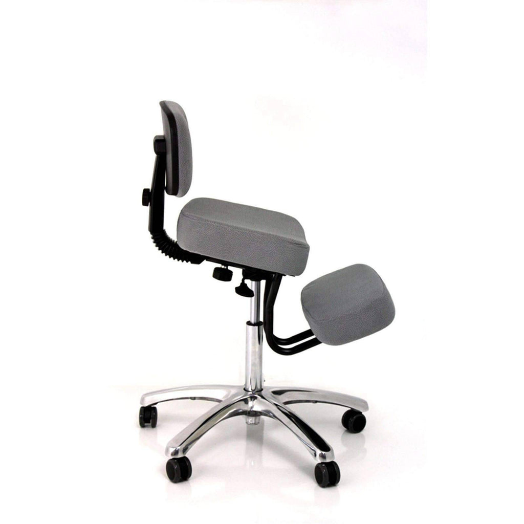 ergonomic chair betterposture saddle chair jobri. Jobri BetterPosture® Jazzy Kneeling Chair; BP1446 Ergonomic Chair Betterposture Saddle M