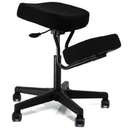 Jobri BetterPosture® Solace PLUS Kneeling Chair with Memory Foam; BP1445
