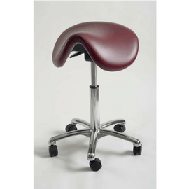Björn Swedish Classic Saddle Stool for Medical or Dental |SitHealthier