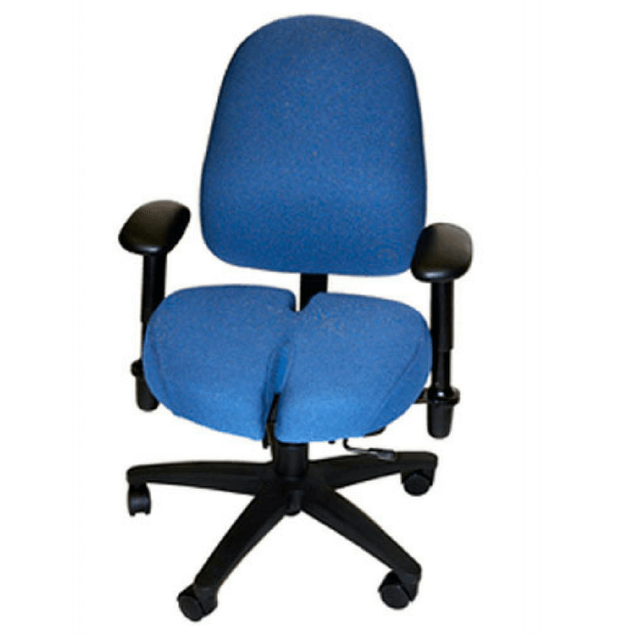 SomaErgoKinetic Worker Long Term Task Chair by Soma Ergonomics