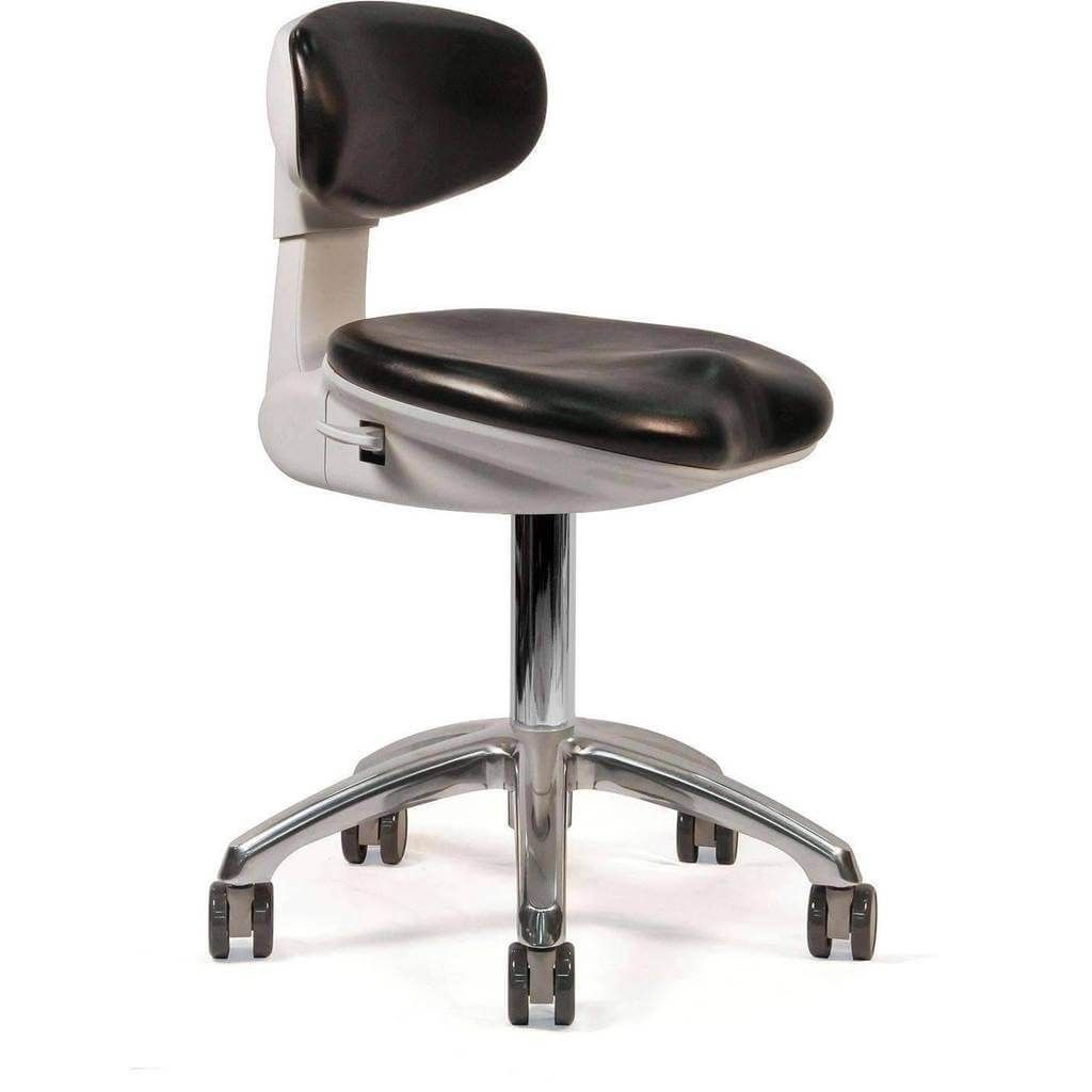 European Contour Chair with Lumbar Back | SitHealthier.com